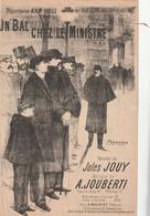 (AOUT 21)un Bal Chez Le Ministre ; KAM HILL , Paroles JULES JOUY , Musique A JOUBERTI - Noten & Partituren