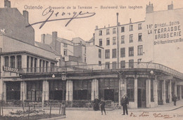 MOL Ostende Brasserie De La Terrasse Boulevard Van Iseghem - Oostende