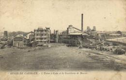 MINES DE CARMAUX  L'Usine à Coke Et La Distillerie De Benzol RV - Carmaux