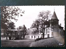 69 , Eveux Sur L'arbresle ,le Château De La Tourette , Vue Générale En 1953 - Other Municipalities