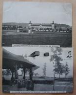 CP. 4013.Quinzaine D'aviation De Stockel, Un Vol De M. Caters - Woluwe-St-Lambert - St-Lambrechts-Woluwe