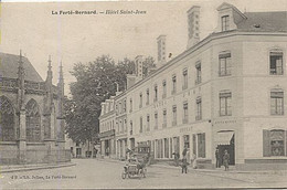 X124335 SARTHE LA FERTE BERNARD HOTEL SAINT JEAN - La Ferte Bernard