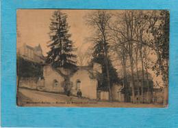Montreuil-Bellay. - Ruines Du Prieuré, XIe Siècle. - Montreuil Bellay