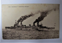 TRANSPORTS - BATEAU - Victor-Hugo - Croiseur - Guerra