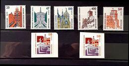 Jahrgang 2001 Konvolut Postfrisch - Unused Stamps