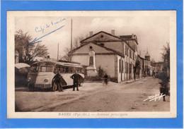 66 PYRENEES ORIENTALES - BAGES Avenue Principale (voir Description) - Other Municipalities
