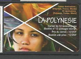 POLYNESIE N° C844 NEUF** LUXE SANS CHARNIERE  / MNH - Libretti