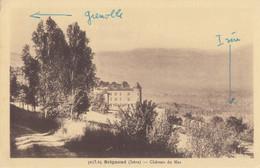 CPA - Brignoud - Château Du Mas - Autres Communes