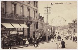 0 - B20647CPA - BONSECOURS - BELGIQUE - La Grand' Rue - Très Bon état - EUROPE - Péruwelz