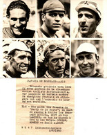 CYCLISME .FAVORIS DU PARIS BORDEAUX 1950 - Deportes