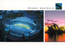 Australia Postcard 2000 Sydney Olympic Games In Sydney - Mint (DD27-41) - Zomer 2000: Sydney