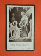 Henri Beck - Olivier Geboren Te Boeschepe 1855 Overleden Te Poperinghe 1931  (2scans) - Religione & Esoterismo