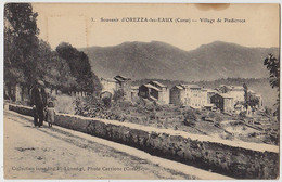 20 - B18516CPA - OREZZA LES EAUX - Village De Piedicroce - Bon état - CORSE - Zonder Classificatie