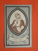 Petrus Hoorelbeke - Ente - Verstraete Geboren Te Bixschote 1845 Overleden Te Woesten  1905  (2scans) - Religione & Esoterismo