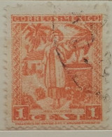 1934 - Folklore And History - 1 Cent - Mexico