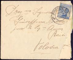 ITALIA - ISTRIA - ISTRA - PINGUENTE  To VOLOSCA  - 1920 - Zonder Classificatie