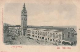 Ferry Building?  San Francisco.  -- Carte En Relief--- Scan - San Francisco