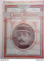 1917 LA GUERRE AÉRIENNE ILLUSTRÉE N° 48 - CNE PAUL DOUMER - CNE MATTON - ESCADRILLE LA FAYETTE - PALMARES DES VICTOIRES - Non Classificati