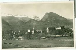 Brig; Institut Und Umgebung - Nicht Gelaufen. (Polenghi - Brig) - VS Valais