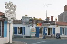 - 85 - Le Bernard - Horeca Devanture - 5.955 - Other Municipalities