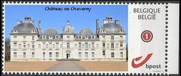 DUOSTAMP** / MYSTAMP** - Château De / Kasteel Van / Schloss Von / Castle Of - Cheverny - Bandes Dessinées
