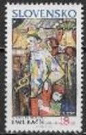 Slovaquie  2002 N° 368 Neufs Europa Le Cirque - 2002