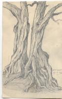 Retinne Dessin De Charles Bury 17/5/42 16.5 X 10.5 - Otros
