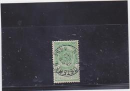 Belgie Nr 56 Neer-Oeteren - 1893-1907 Coat Of Arms