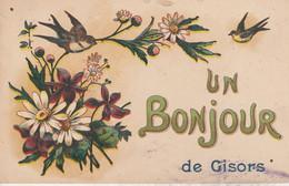 27 - GISORS - Un Bonjour De Gisors - Gisors