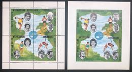 België, 1973, Nr. E127, Postfris **, Getand En Ongetand, OBP 6.25€ - Erinnophilie - Reklamemarken