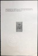 België, 1969, ZNP1, OBP 10€ - Hojas Blanco & Negro