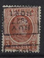 PREOS Roulette - HUY 1927 (position D). Cat 3923 Cote 350. - Rolstempels 1920-29