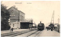 HOLLAIN - La Gare - Sonstige
