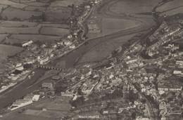 Wadebridge Cornwall Vintage Spectacular Real Photo Aerial Postcard - Non Classificati
