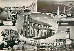 CPSM Ile De Sein-Multivues    L873 - Ile De Sein