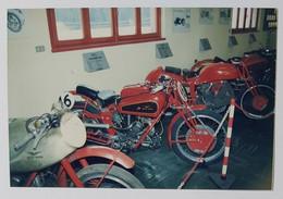 11288 Foto D'epoca 243 - Moto D'epoca - Moto Guzzi Dondolino 500 Cc - Automobili