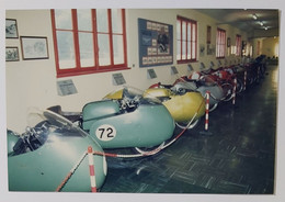 11293 Foto D'epoca 245 - Moto D'epoca - Esposizione Moto Guzzi - Automobili