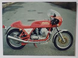 11313 Foto D'epoca 251 - Moto D'epoca - Magni Sfida 1000 - Automobili