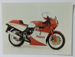 11318 Foto D'epoca 252 - Moto D'epoca - Moto Guzzi Daytona 1000 I.e. - Automobili