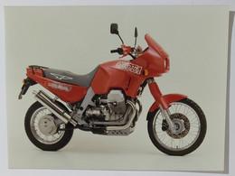11319 Foto D'epoca 253 - Moto D'epoca - Moto Guzzi Quota - Automobili