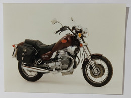 11320 Foto D'epoca 254 - Moto D'epoca - Moto Guzzi Nevada 750 - Automobili