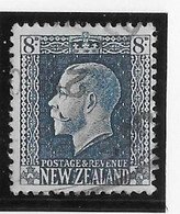 Nouvelle Zélande N°158 - Oblitéré - TB - Used Stamps