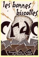 Buvard Biscottes Crac. - Zwieback