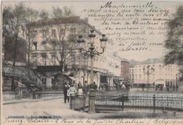 104.CHARLEROI. ENTREE DE LA VILLE - Charleroi