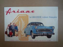 Buvard Simca / Ariane - Automotive