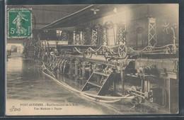 CPA 27 - Pont-Audemer, Etablissements De La Risle - Une Machine à Papier - Pont Audemer