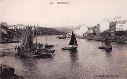 29 - Finistere -  DOUELAN - DOELAN - Le Petit Port Et Ses Bateaux De Peche - Other Municipalities