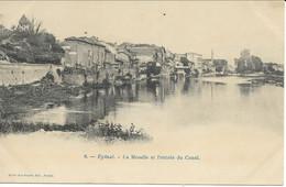 CPA 88 EPINAL La Moselle  1903 N°8 Superbe - Epinal