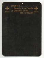 Ardoise Cartonnée Rigide La Chicorée Extra Mokta Williot - Format : 24.5x18 Cm - Unclassified