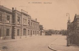 125.CHARLEROI. GARE DE L'OUEST - Charleroi